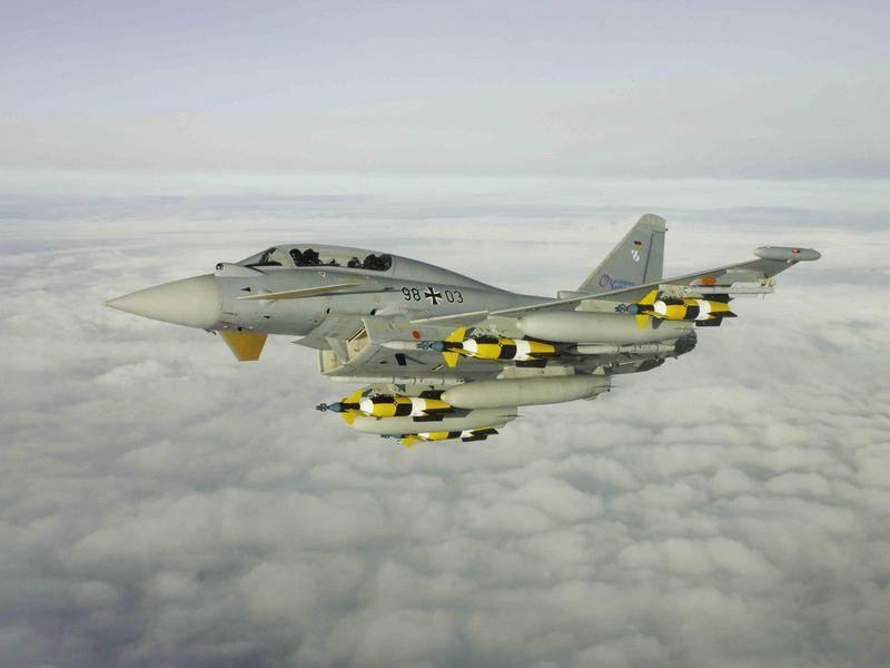Не хотят воевать с Россией? Военные летчики покидают Бундесвер