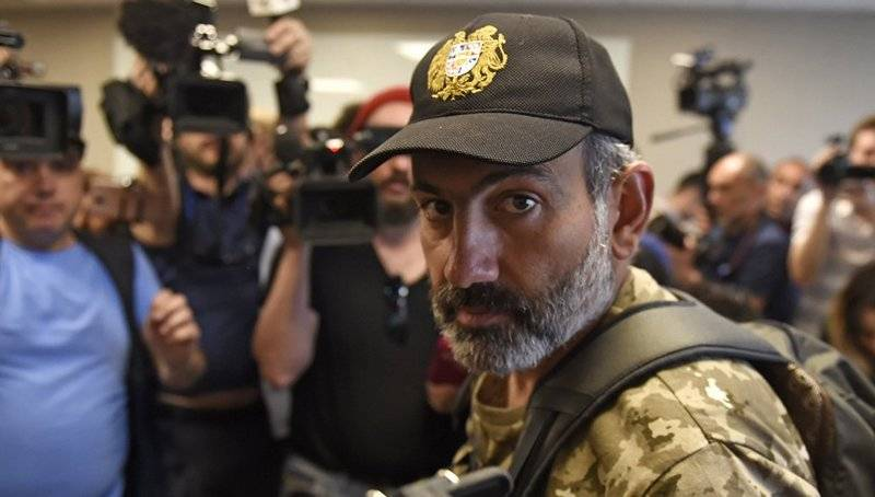 For this and fought? Leader of protests Pashinyan - the only candidate for the post of prime minister