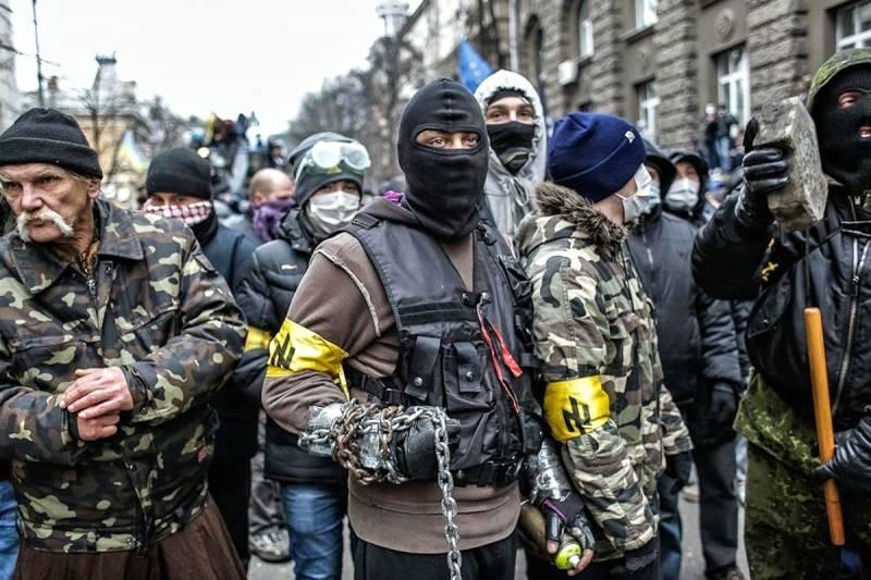 Бандитские сводки Украины. Боевики АТО атакуют... французов!