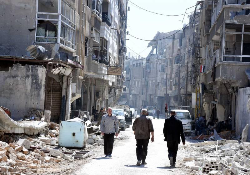 Ситуация в Сирии. САА готова к освобождению территорий у границ с Израилем