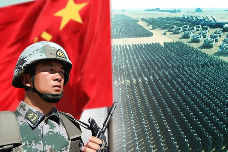 Кровавые битвы с врагами. Китай готов к войне за мировое господство