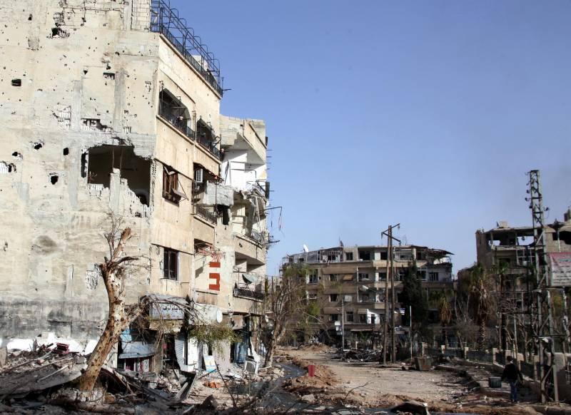 Вашингтон готовит Сирию к новой войне