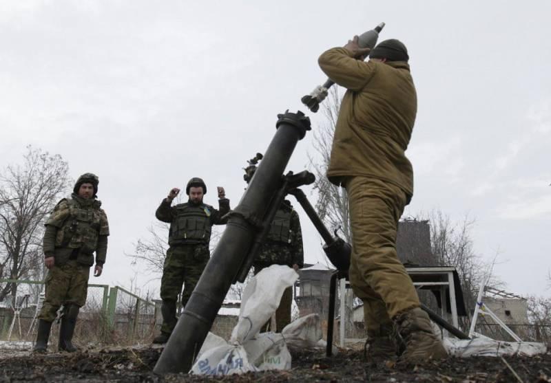 ВСУ обстреляли полевой медпункт в Луганской республике