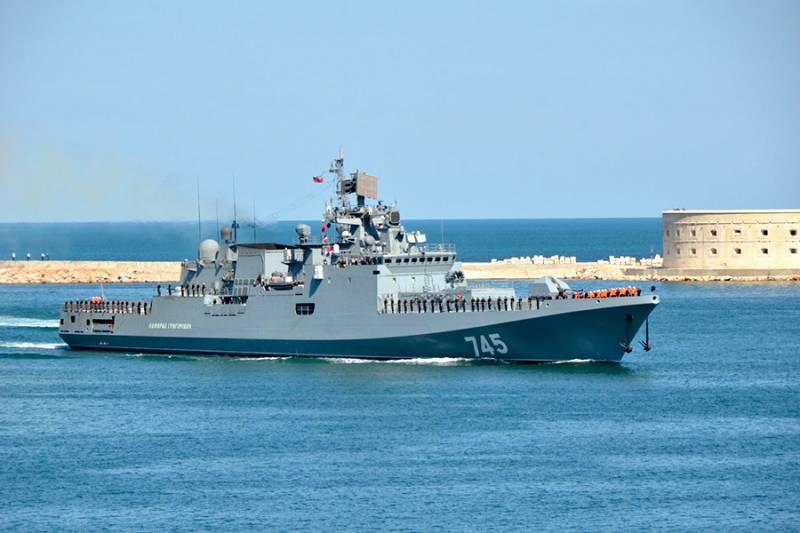 К 2020 году русский флот получит 50 кораблей!