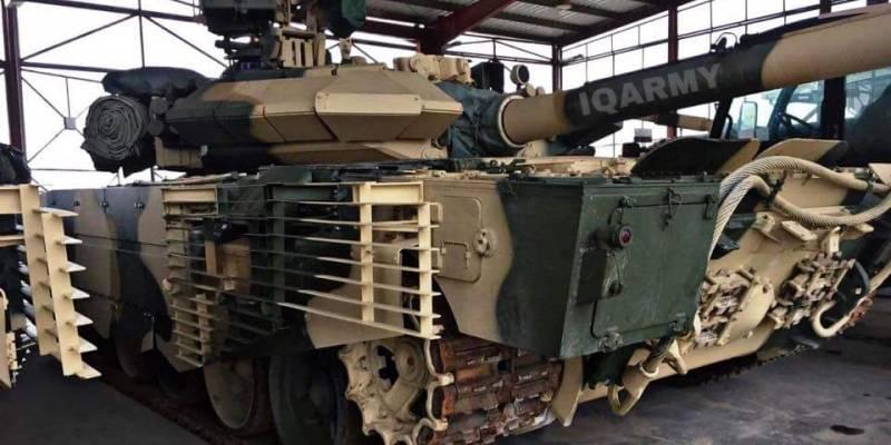 Т-90С в Ираке: двоякое ощущение от сделки