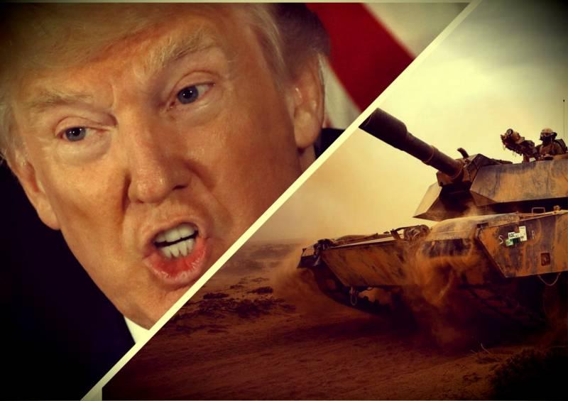 Готовится наступление на Дамаск из «спящей зоны»