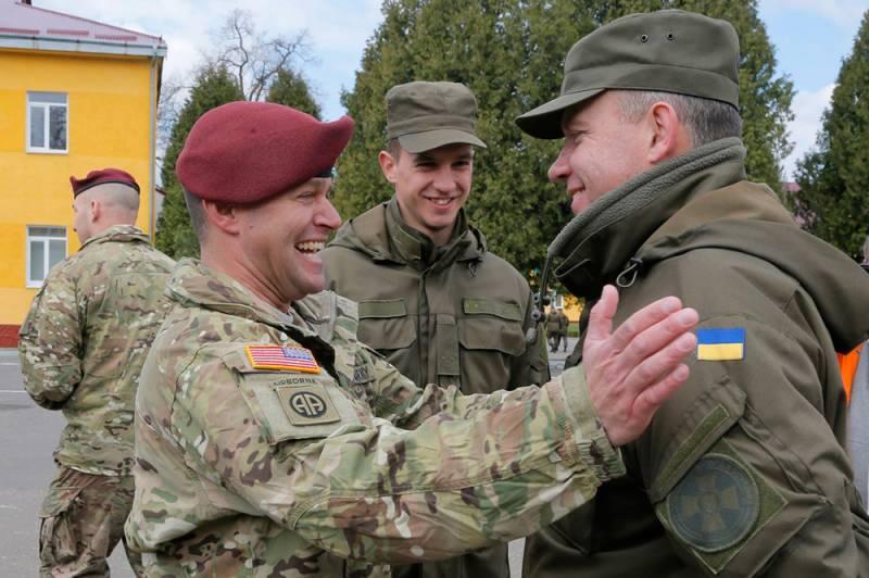 Посол США подсчитала сумму военной помощи Украине с 2014 года