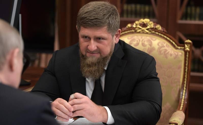 Кадыров: готов защищать Родину как воин