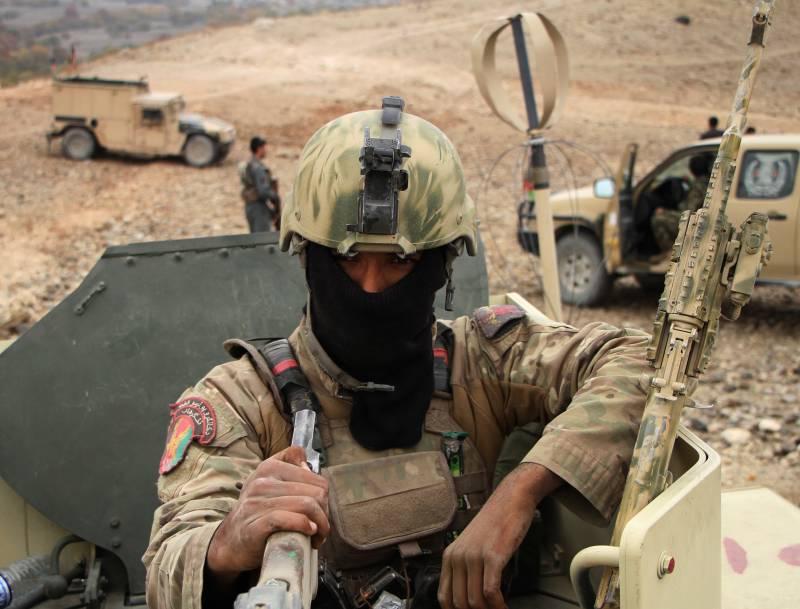 В Кабуле рассказали о масштабных операциях против террористов