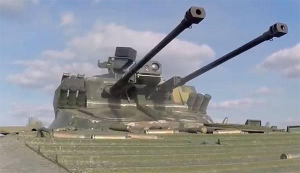 Порошенко: Усовершенствованный боевой модуль «Дуплет» прошел успешные тестирования