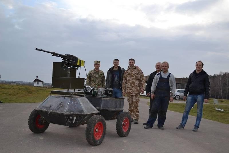 Новый украинский модуль для бронетехники удачно прошел тестирования — Порошенко