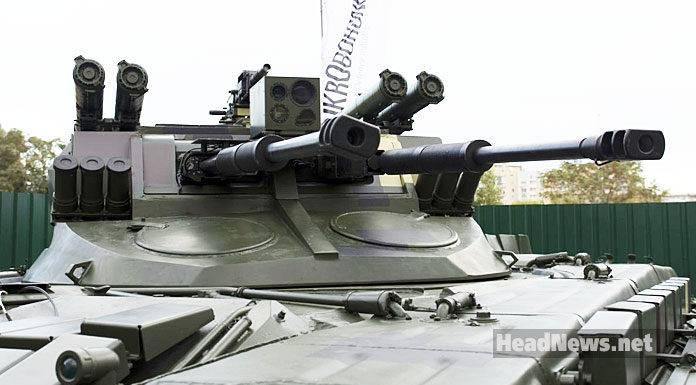Вгосударстве Украина  испытали усовершенствованный боевой модуль «Дуплет»