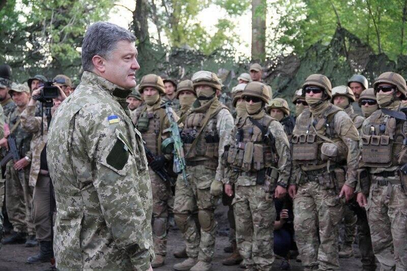 Ukrayna'da kendini imha yeni formatı