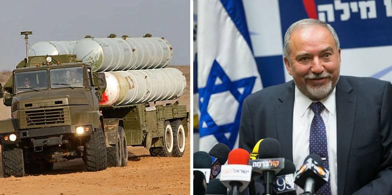 इज़राइल के रक्षा मंत्रालय के प्रमुख: हम सीरिया के लिए C-300 की आपूर्ति पर आपत्ति नहीं करते हैं, लेकिन ...