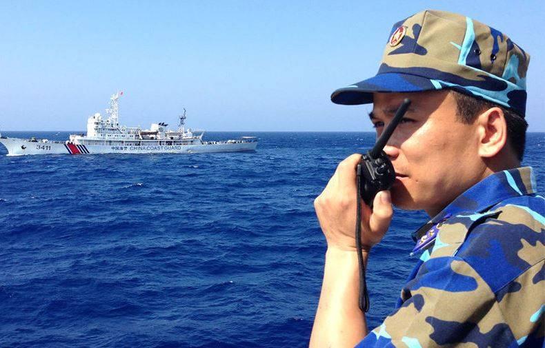 Prodotto in Cina La Cina ha lanciato missili sulle isole contese
