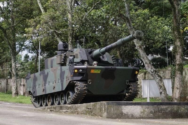 これまでのところ、プロトタイプだけです。 インドネシアは中戦車タイガーのテストを継続