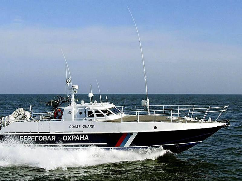 为了什么? 乌克兰抱怨严格的拘留政策和搜查船只
