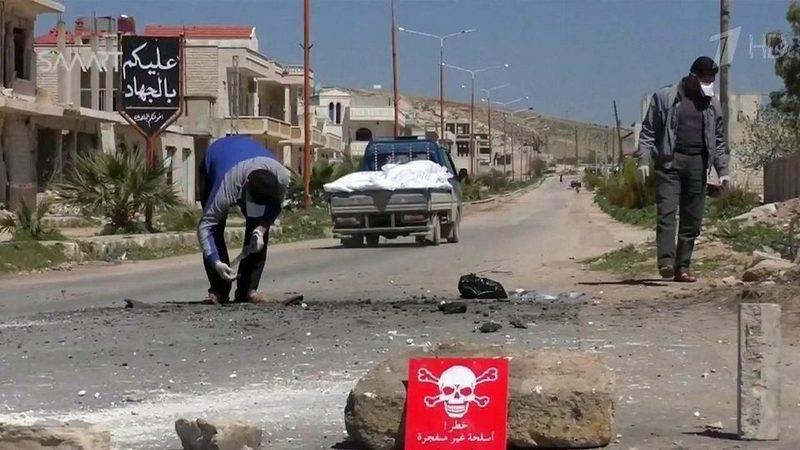 """Дайте повод для удара! США готовят очередную провокацию с """"химатакой"""" в Сирии"""