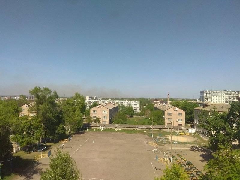 今回の責任は誰ですか? ウクライナの軍事倉庫がバラクリーで再び燃えている
