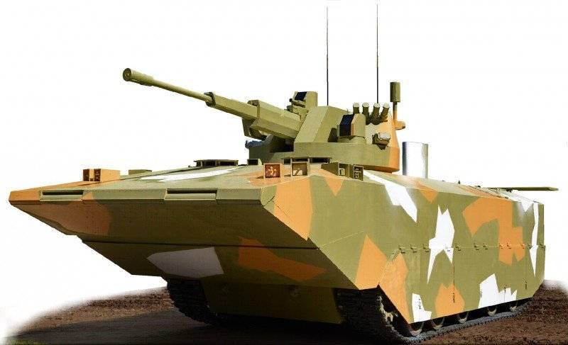 Para operaciones marinas. UVZ presentó un nuevo vehículo de combate marino.