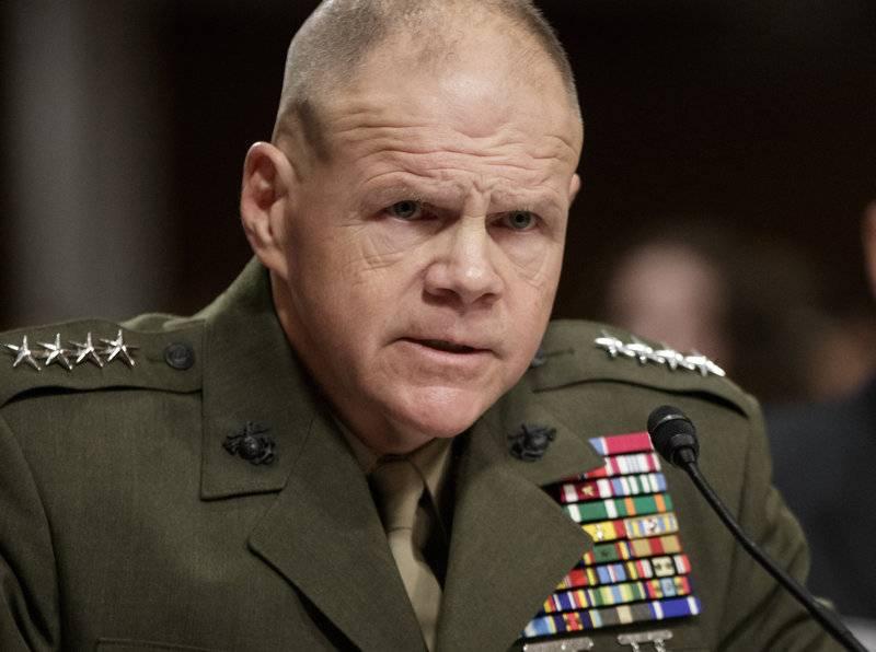 스탠드, 적어도 가을! 미국 장군은 미군에게 새로운 이름을 지었다.