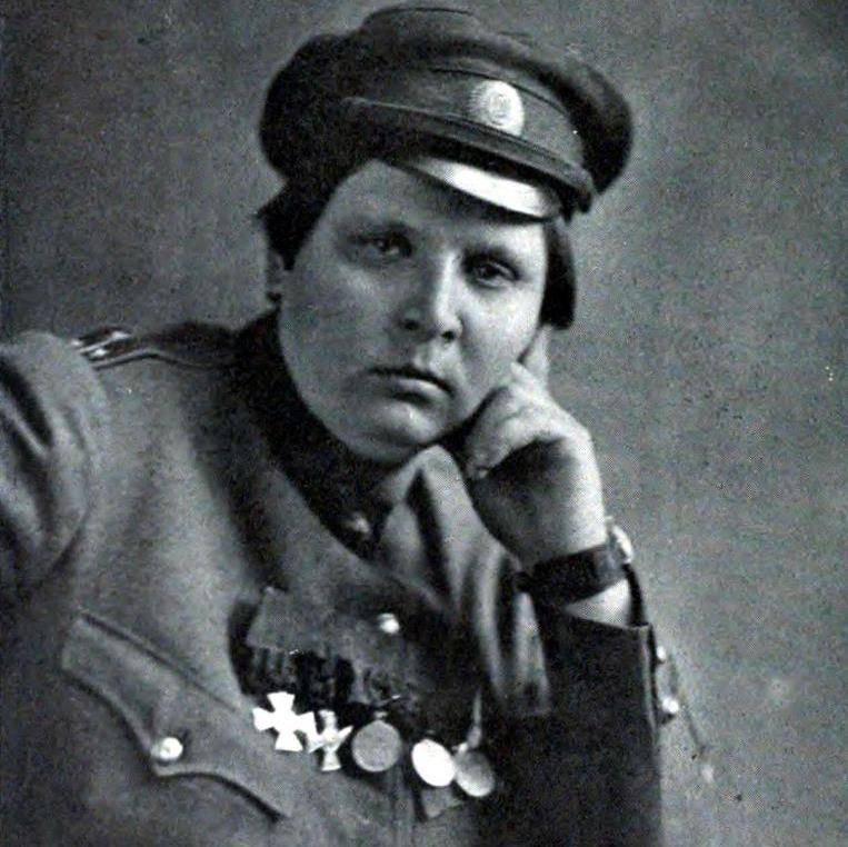 Il rovescio della sorte di Maria Bochkarova