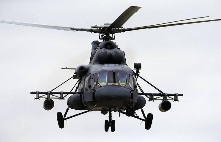 Mi-8AMTSh helikopterleri, Hava Savunma Kuvvetlerinin askeri havacılığını yeniledi