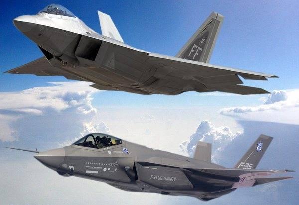 ハイブリッドF-22とF-35 東京は新しい戦闘機を作るために$ 55十億を割り当てます