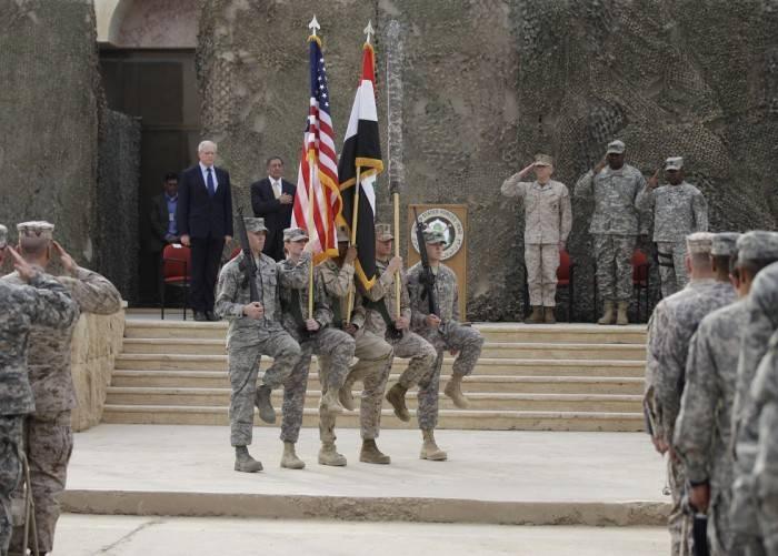 """पेंटागन ने इराक और सीरिया में अपने सैनिकों की """"अनुमानित"""" संख्या की घोषणा की"""