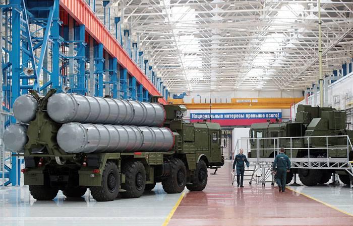 국무부는 C-400에 대한 터키 측 협상의 용인 할 수 없음을 다시 지적했다.