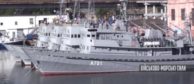 Sadece bir filo oluşturmak için kalıyor. Ukrayna Deniz Kuvvetleri'nde NATO'nun gemilerin sınıflandırmasına geçti.