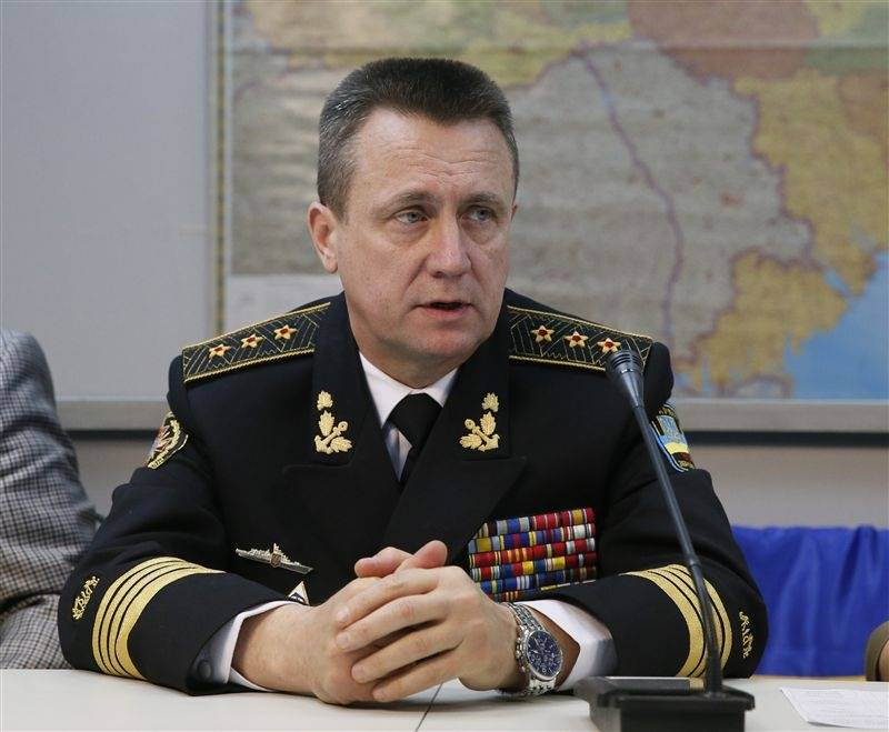 Ukrainian admiral: It's time to prepare for the blockade of the Kerch Strait for the courts of Ukraine