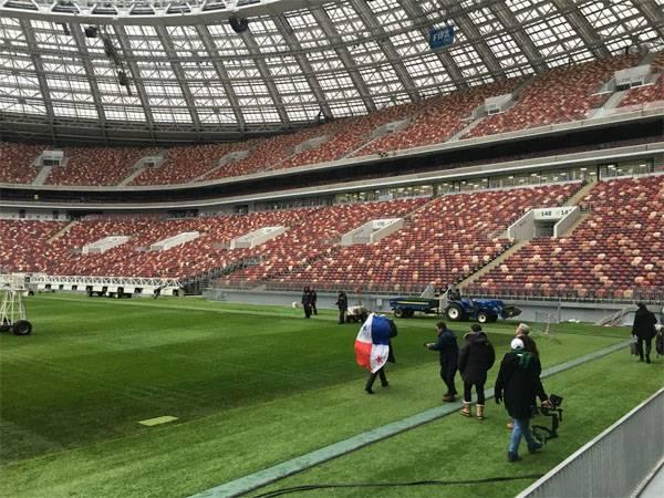 Майдан мозга. Киев: Трансляции ЧМ-2018 из России - это смерть