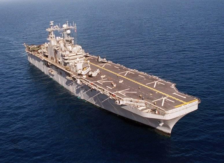 大きな力が急いでいます...アメリカ海軍の2を復活させることが決定