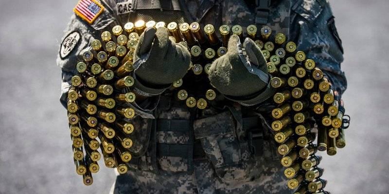 """De 15 a 30 por ciento. En los Estados Unidos, ordenó el desarrollo de un cartucho """"ligero"""" calibre .50 BMG"""