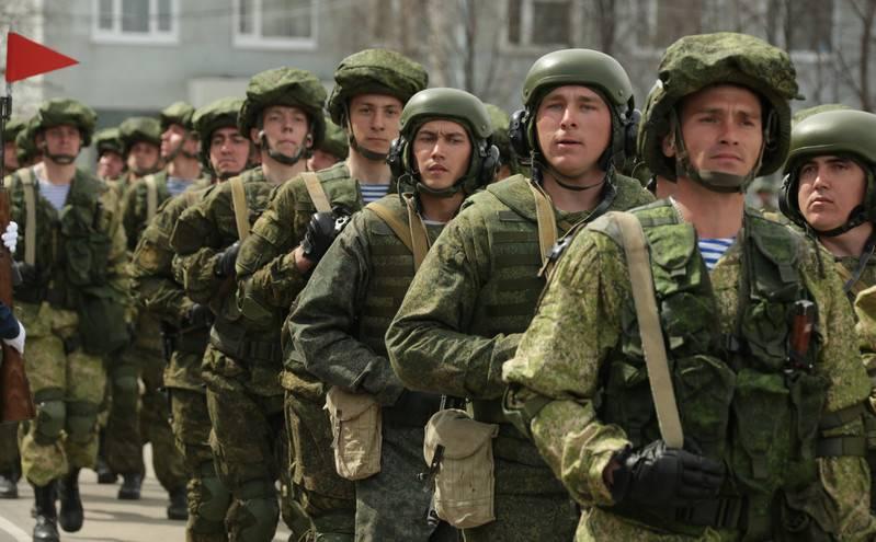 Согласно планам. 31-ю отдельную гвардейскую ДШБ переформатируют в 104-ю гвардейскую ДШД