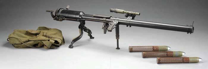 Противотанковые средства американской пехоты (часть 2)