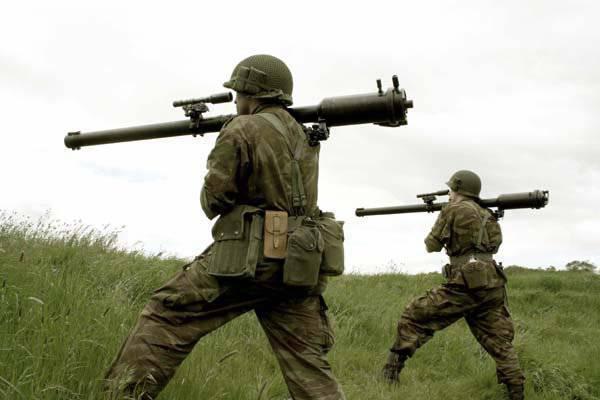 Оружие. Противотанковые средства американской пехоты (часть 2)