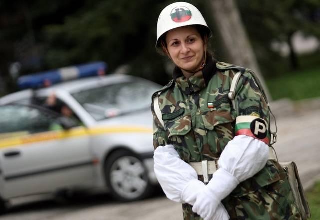 सोफिया में सैन्य परेड, शौर्य दिवस और बल्गेरियाई राष्ट्रीय सेना के निर्माण की 140 वर्षगांठ के लिए समर्पित है