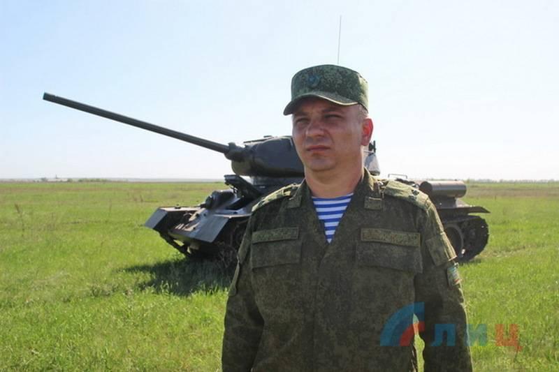 T-34が復元されました。 勝利パレードの最後のリハーサルがルガンスクで開催されました