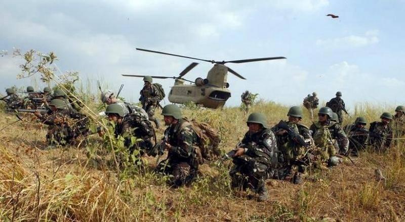 Los más ambiciosos. Estados Unidos y Filipinas iniciaron ejercicios militares conjuntos.