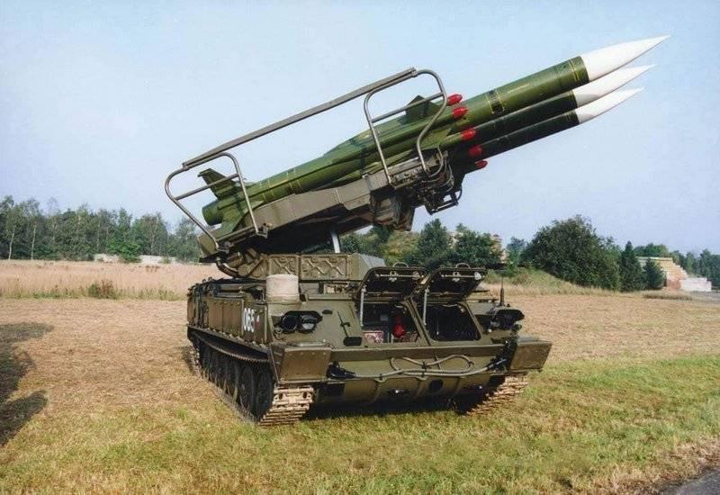 Deseche la parte inferior del barril. Ucrania decidió reanimar el antiguo sistema de defensa aérea soviética