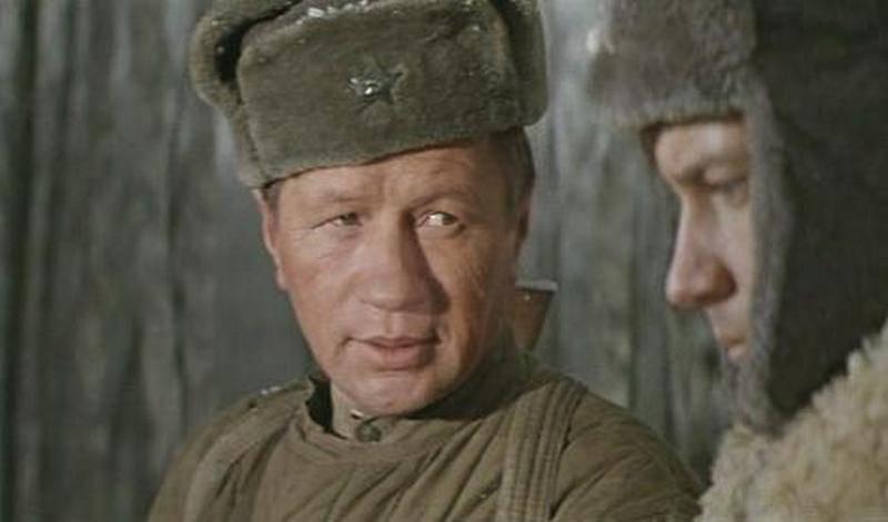 Su nombre no se ha olvidado ... El Ministerio de Defensa publicó documentos sobre los prototipos de héroes de las películas de guerra.