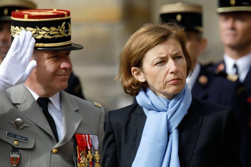 Франция неисключила новых ударов поСирии