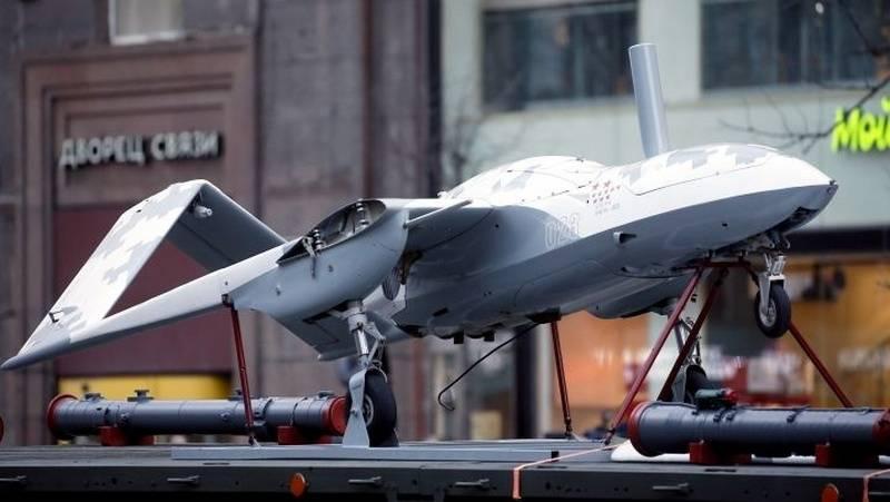 두 배 더 멀리 날아갈 것입니다. Rostec, 새로운 Corsair UAV의 비행 범위 확대