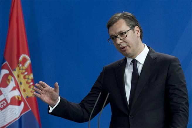 Belgrado no comercia amistad con Rusia. Sobre la posición de los serbios para unirse a la OTAN.