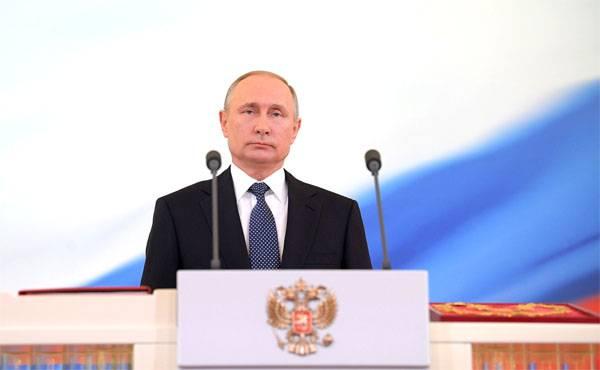 Tre termini presidenziali in Russia di seguito. Su proposta delle autorità cecene
