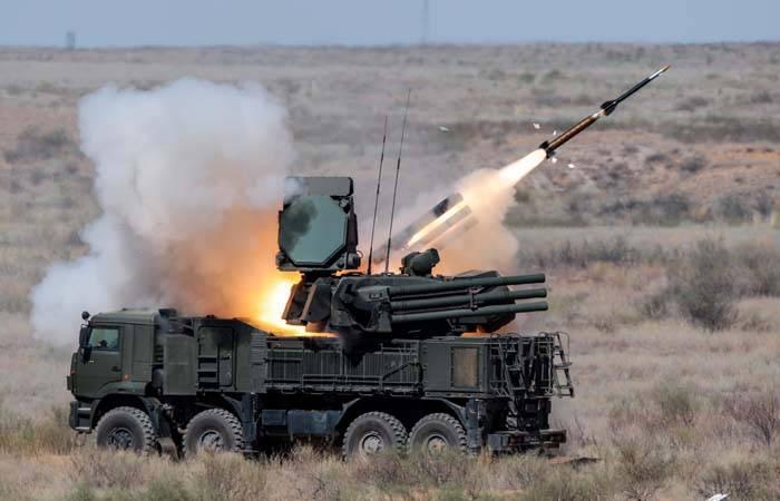 Neue US-Sanktionen markieren Luftverteidigungstruppen