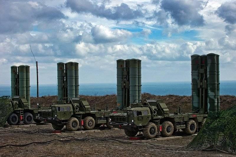 РФ поставила Китаю 1-ый полковой комплект С-400