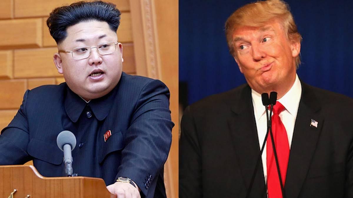 Встреча сКим Чен Ыном состоится 12июня вСингапуре— Трамп